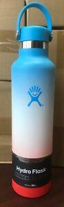 HYDRO-FLASK-Hawaiian-Shave-Ice-COCONUT-RAINBOW-Water-Bottle-24oz-LIMITED-EDITION