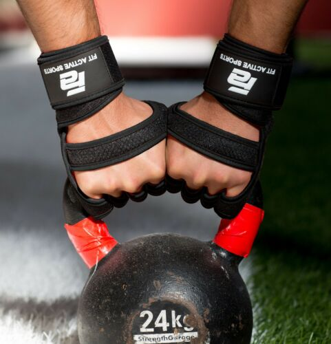 Cross Training Gym Fit Active Sports RX1 Weight Lifting Gloves for Workout