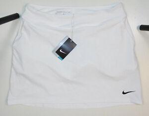 Nike-Golf-Tennis-Women-039-s-Skort-Skirt-726172-100-SMALL-XL-WHITE-DRI-FIT-MSRP-75