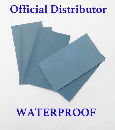"40 sheets FINE Sandpaper Wet //Dry 3""x 5 1//2/"" COMBO 1500//2000//2500//3000 Grit"