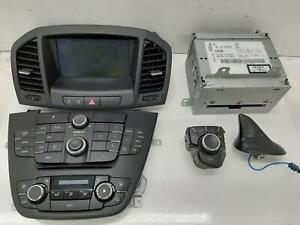 2011 VAUXHALL INSIGNIA Sat. Nav. Unit Satellite Navigation Head Unit 22739813