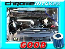 BLACK BLUE 09 10 11-13 14 DODGE RAM 1500 2500 3500 5.7L V8 HEMI COLD AIR INTAKE