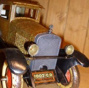 Bouchon de radiateur pour voitures CR Charles Rossignol: Delage