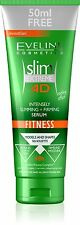 SLIM EXTREME 4D SLIMMING AND FIRMING SERUM ANTI-CELLULITE FITNESS