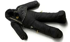 Selkbag Musuc Bag Original Black Sleeping Bag Large One Piece Body Suit