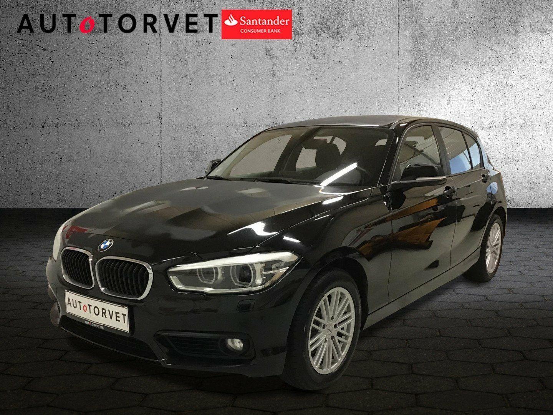 BMW 120d 2,0 aut. 5d