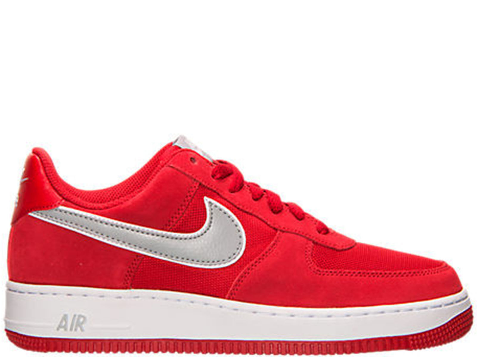 Men's Brand New Nike Air  Gym Red  Athletic Fashion Era Sneakers