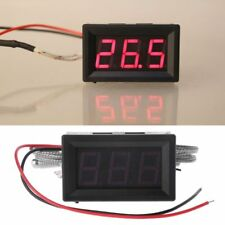 K Type M6 Probe Thermocouple Thermometer Embedded High Temperature Sensor Meter