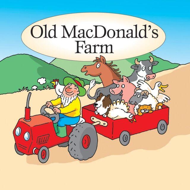 Old MacDonald's Farm New & Sealed CD Childrens Infants Kids
