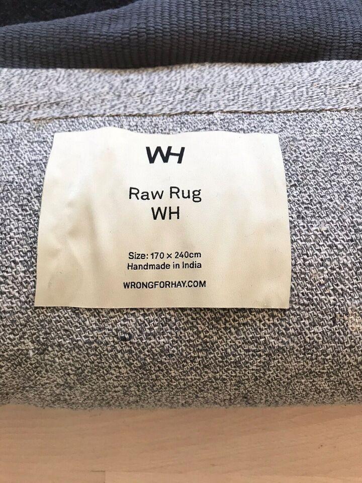 Hay WH raw rug tæppe, Hay
