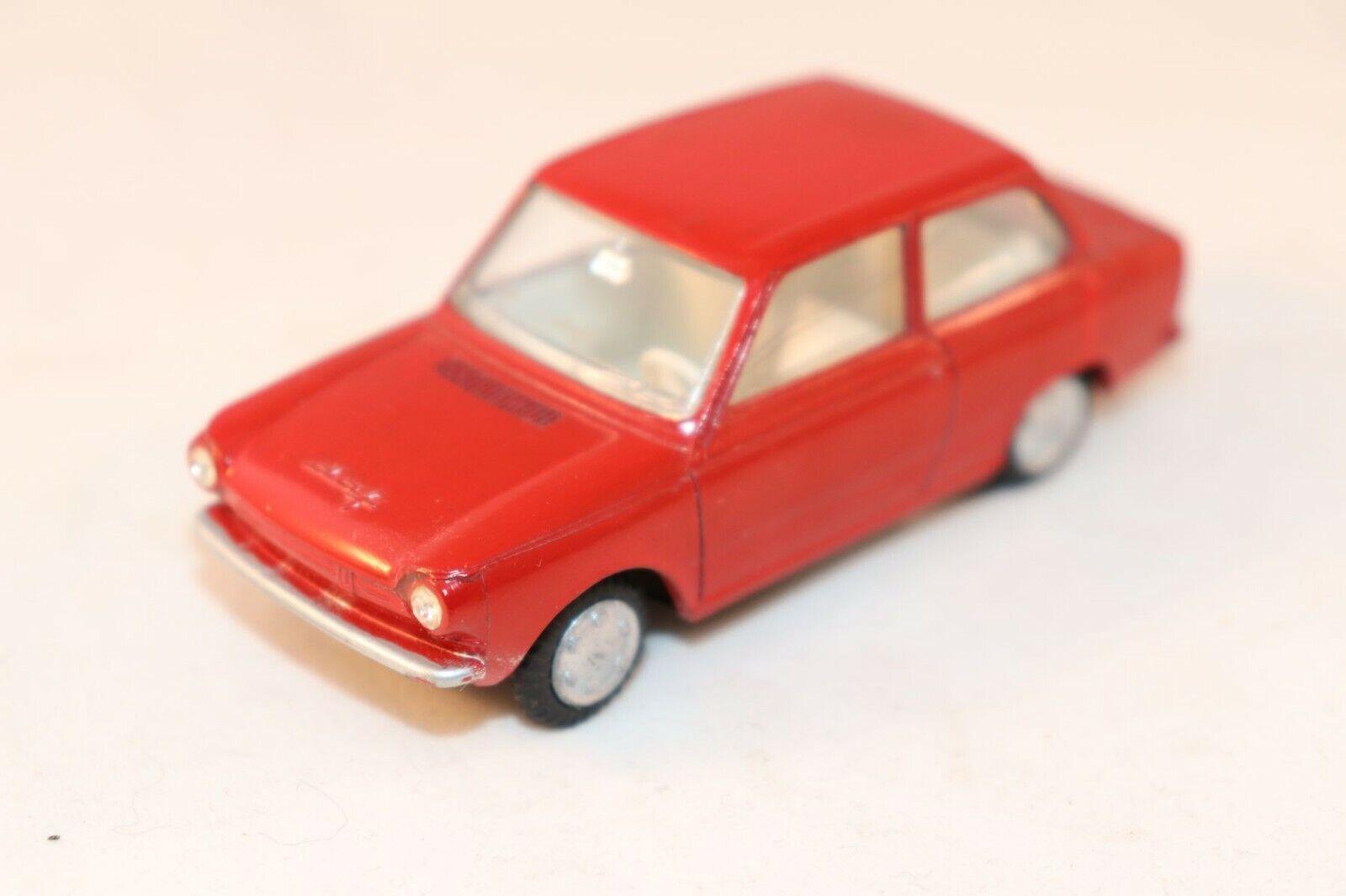 Lion voiture Daf 44 Variomatic  rouge in very very near mint all original condition  voici la dernière