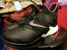 74ffe466c2ad item 1 Nike LeBron Soldier XII Shoes NIB Size 12 Black Red White -Nike LeBron  Soldier XII Shoes NIB Size 12 Black Red White