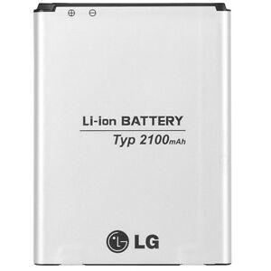 Lg Li Ion Battery >> Lg L70 L65 Cell Phone Li Ion Battery 2100mah 3 8v 8 0wh Bl 52uh