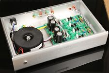 Finished NA-2 HIFI Stereo Power amplifier base on NAIM NAP200 Auido amp 75W+75W