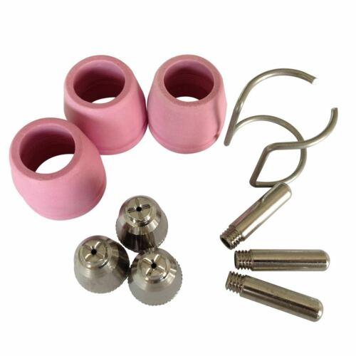 60Pcs SG-55 WSD 60 WSD-60P Plasma Cutting Torch No-contact Consumables Kits