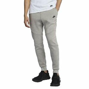 Nike Mens Fleece Jogger Pant 805162 072 Ebay