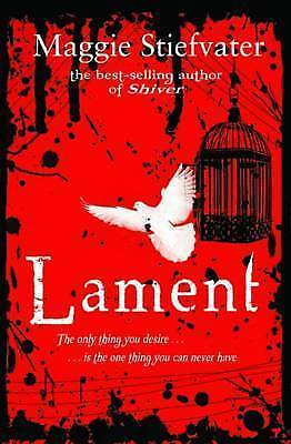 1 of 1 - Lament by Maggie Stiefvater (Paperback, 2011)