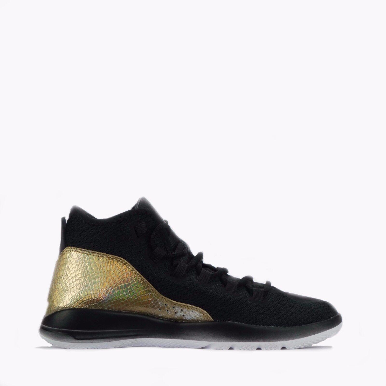 Nike jordan zeigen, zeigen, zeigen, q54 männer - trainer schwarz - metallic gold ef3b24