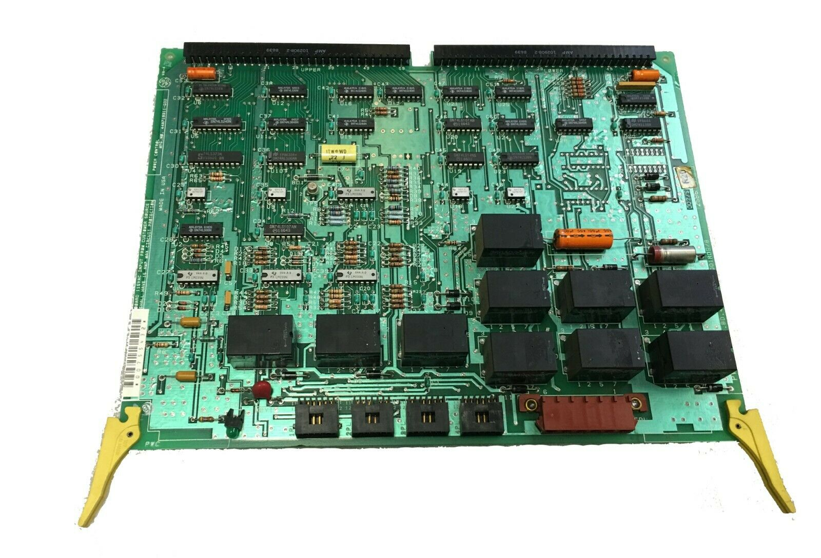 GE Power Control  board 44A717653-001R05 8