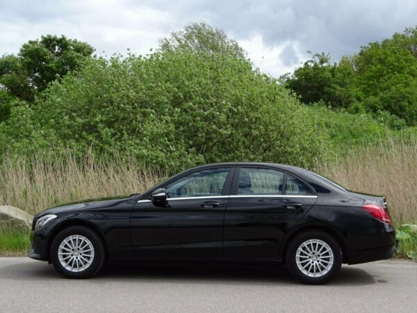 Mercedes C200 2,0 Business aut. - billede 3