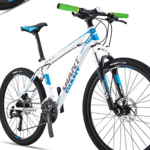 4 Colors Lock-on Bike Handlebar Grips Eva Foam Rod Grips MTB Bicycle Grips