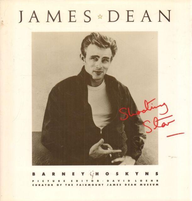 James Dean Shooting Star(Hardback Book)Barney Hoskyns-Doubleday-US-VG