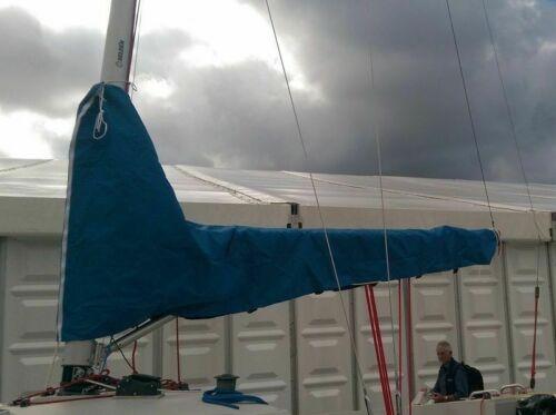 Boatworld Boom Großsegelpersenning Segelpersenning 243-274cm