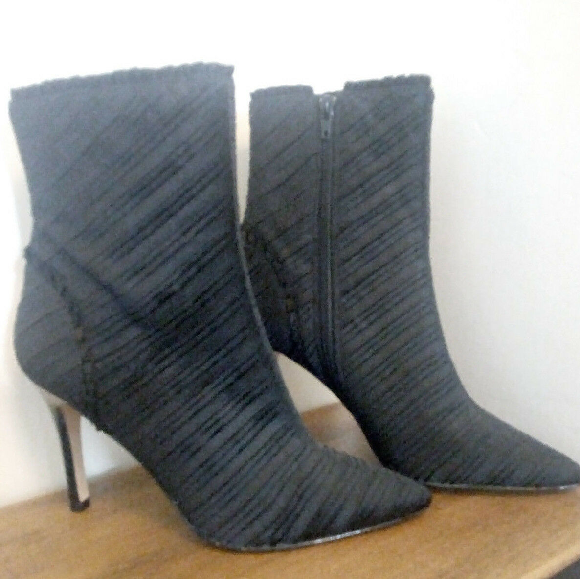 Abaeté for Payless Kaye Pleated Boot