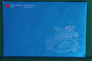 1999-Canada-Prooflike-PL-set-Nunavut-variety-org-envelope-and-certificate