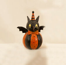 Johanna Parker for Transpac Imports Bat Halloween Shelf Sitter Figurine