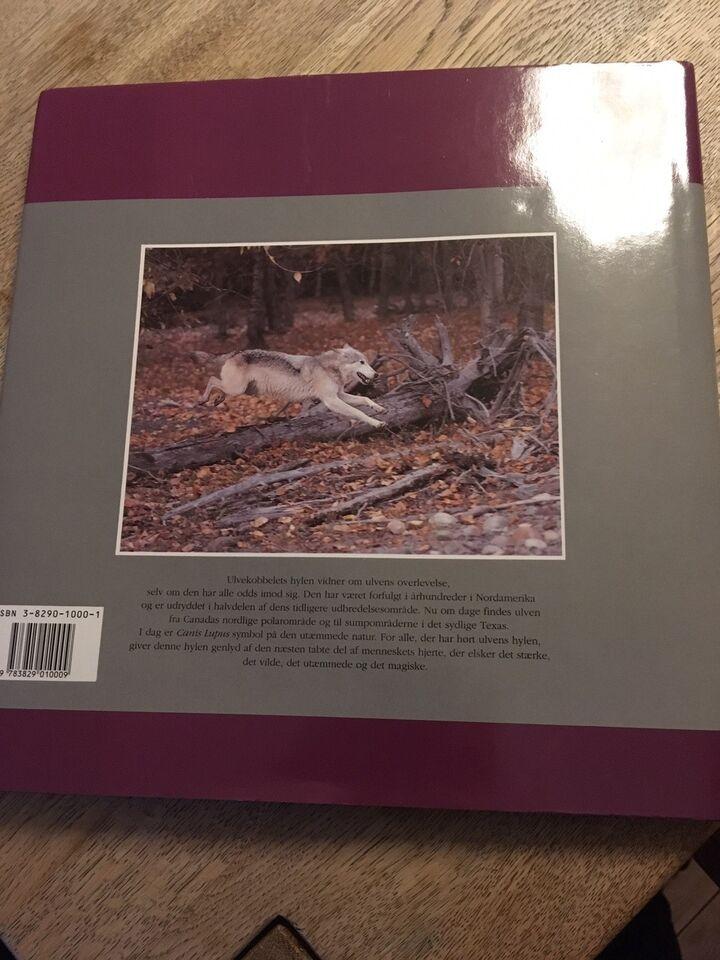 Ulve, Daniel Wood, emne: dyr