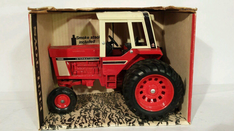 offerta speciale Ertl International 1586 1 16 diecast diecast diecast farm tractor replica collectible   giocattolo  sconto online
