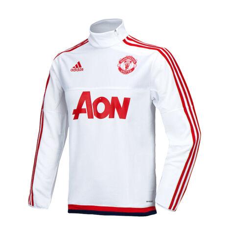 Top Adidas Manchester United Training Top Shirt AC1968 Man Utd Soccer Football for sale