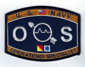 OPERATIONS-SPECIALIST-OS-RATING-HAT-PATCH-US-NAVY-USS-PIN-UP-ENLISTED-GIFT-WOW