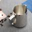 Handheld Stainless Steel Milk Frothing Jug Pitcher Coffee Craft Latte Milk Coffe