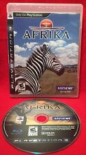 Afrika (Sony PlayStation 3, 2009) FREE SHIPPING