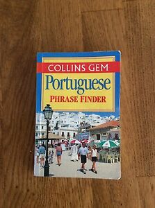 Collins-Gem-Portuguese-Phrase-Finder