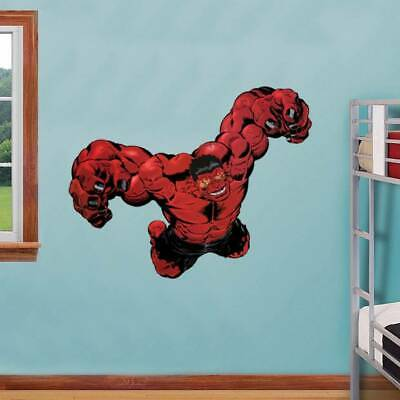HULK Decal Removable Wall Sticker Decor Art Mural Incredible The Avengers 004
