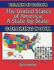The United States of America von Color Learn &. (2014, Taschenbuch)