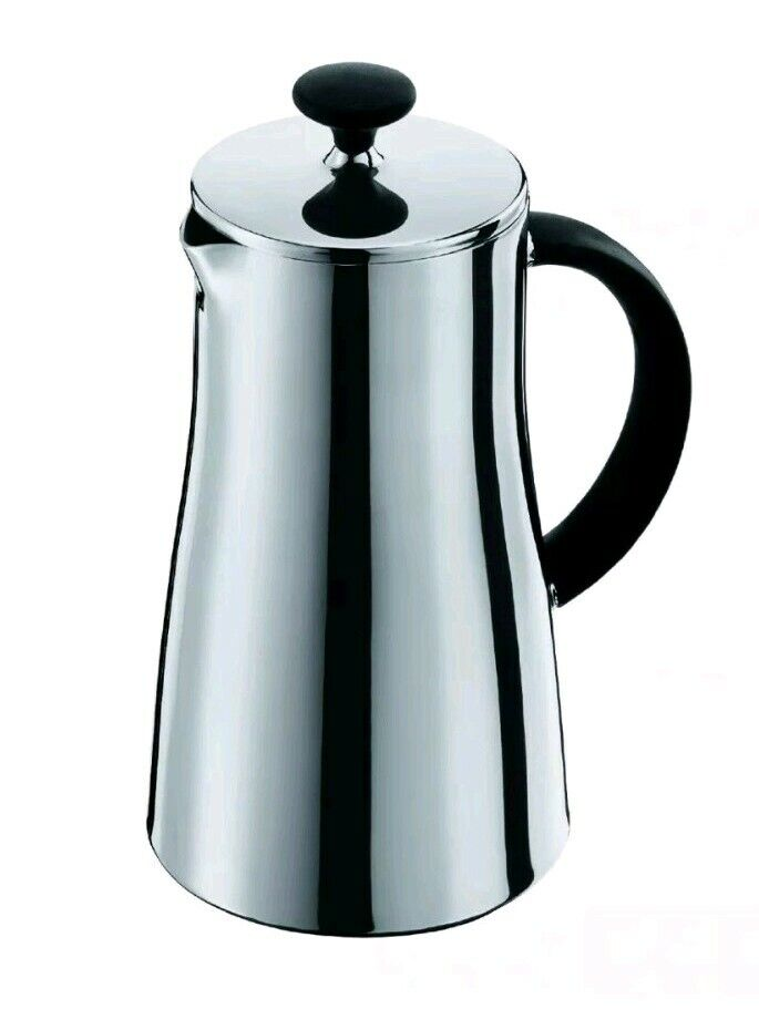 Bodum Arabica Stainless Steel Thermal French Coffee Press 8 Cups
