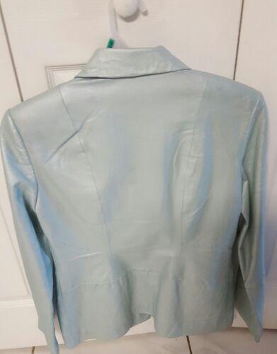 Newport Pearl Jacket Womans News Blue Af Leather Sa8qwa