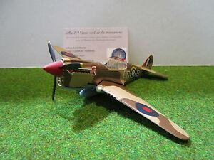 KITTYHAWK-MKLA-de-1942-marron-au-1-72-OXFORD-AC024-avion-militaire-de-collection
