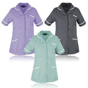 Nurses Tunic Healthcare Hospitality Maid Nurses Carers Dentist Therapist Uniform