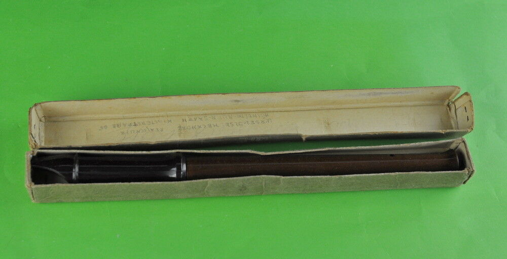 Vintage New German Flute boxed