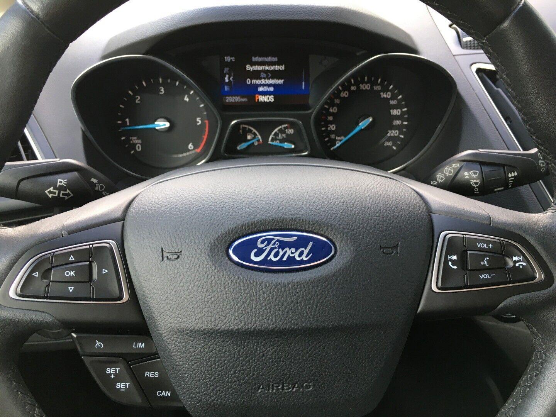 Ford C-MAX 2,0 TDCi 150 Titanium aut. - billede 9