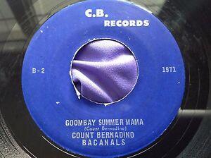 Hear-RARO-optimista-Calypso-45-Numero-Bernardino-bacanals-GOOMBAY-Summer-mama