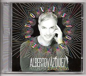 ALBERTO-VAZQUEZ-Recordando-Eurovision-CD-ALBUM-NUEVO-2017-FIRMADO-POR-EL-ARTISTA