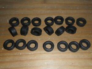 Scalextric-20-new-grippy-slick-car-tyres-tires-formula-junior-C72-C73-C86-etc