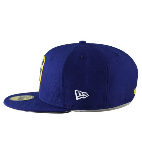 """New Era /""""NYPD/"""" New York City Police Department Fitted Hat DARK ROYAL"""