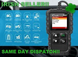 Car-Diagnostic-Engine-Code-Reader-LAUNCH-X431-CR3001-Full-OBD2-scanner-OBDII
